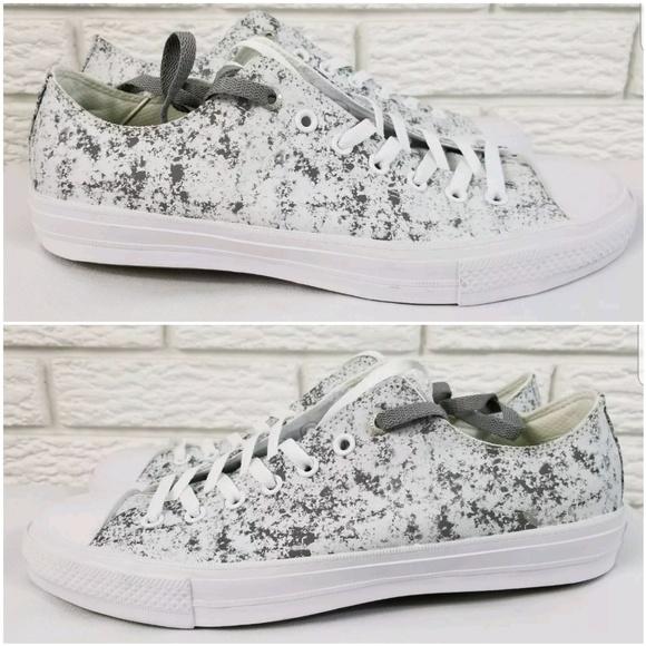 37dfe36192358e Converse Chuck Taylor Reflective Sneakers 11 13